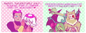 TSS:Valentine's Day Card II by Nippo