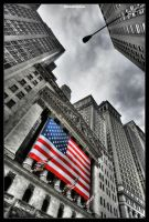 New York Stock Exchange by DennisChunga