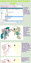 How I Make MLP Bases P.2 by alari1234-Bases