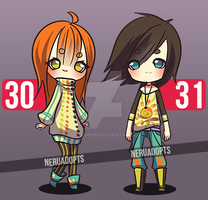 [ADOPT 30-31] -- casual -- closed by NeruAdopts