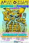 monsters-pancakes-and-pokemon-flyer-Front-small by ArlynPillay