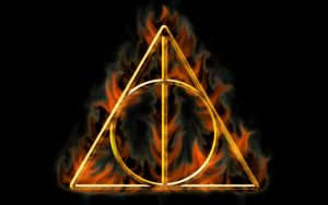 Flaming Hallows by tempus