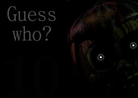 Guess Who? Another Teaser Image by CrazyRockWolf