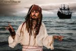 Jack Sparrow by CaptainDepp (Rimini2015) 02 by Noriyuki83