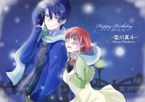 (Masato Hijirikawa Birthday) Beautiful Love by Rupyon