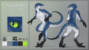 Sigma Reference Sheet by Zyraxus