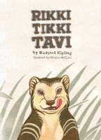 Rikki-Tikki-Tavi: Cover by MonicaMcClain