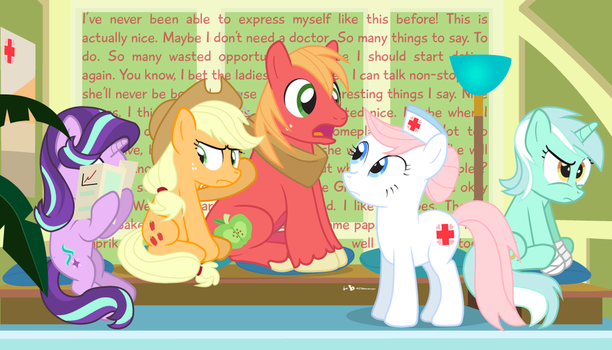 Big Mac Goes To The Emergency Room by dm29
