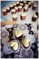 Nougat - Cracknel Chocolates II by pandrina
