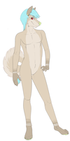 Anthro! Canine Adopt! by Lodidah