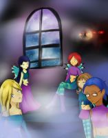 CE: What's in the Misty Castle... by azuriin