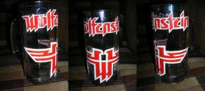 Wolfenstein mug by maggot-515