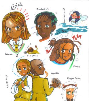 APH Africa Sheet by kwessels