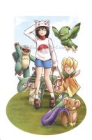 Trainer Yuki by Articu