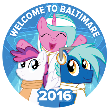 Welcome to Baltimare! by KibbieTheGreat