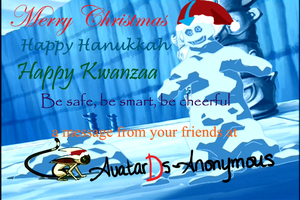 --Happy Holidays-- by Avatards-Anonymous