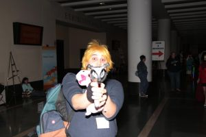 Anime Boston 2013 - Ron Stoppable 1 by VideoGameStupid