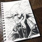 Ghost Rider Drawing by shaotemp