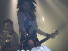 BVB Concertphotos Cologne 11/22/13 Ashley and Andy by xxdaswarwohlnix