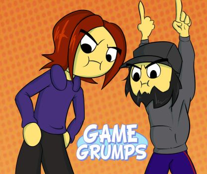 One is Grump, one is not so Grump by DR-EmpireZombie
