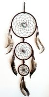 Tiered Dreamcatcher by Groovygirlsuzy17