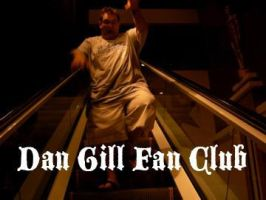 Dan Gill Fan Club logo by EvilGill