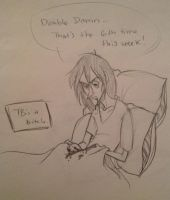 Andre and his TB Problems by Chrissyissypoo19