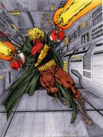 Grifter by forthebrave