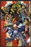 G.I.JOE Sigma 6 :: Full Colour by Red-J