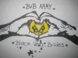 You Own My Heart BVB ARMY!!! by MrsHarleenQuinnzel