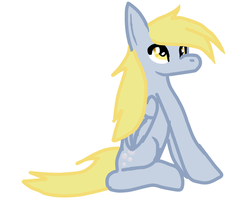 derpy hooves by HalloweenBerry