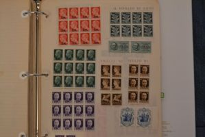 Stamps From The 1930s  to 45 (5) by Jaws1996