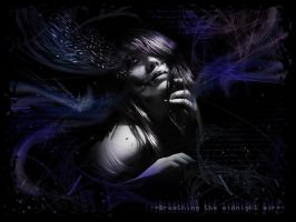 Breathing the Midnight Air by Niora