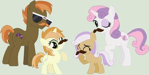 My Headcanon Future: Sweetie Belle by Lost-Our-Dreams