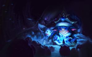 Winter Wonder Lulu - Wallpaper by Zarory