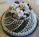 Grand dome cake by JSjewelry