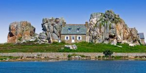 Rock House, Brittany by ScraNo
