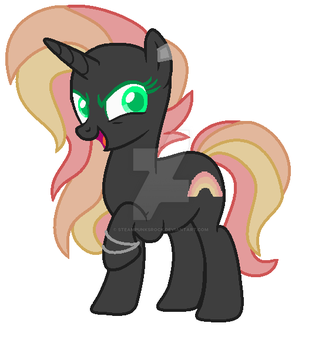 Dull Rainbow Adopt (Open) by Steampunksrock