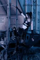 Industrial Dread Shoot 010 by MeetMeAtTheLake2Nite