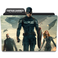 Captain America: The Winter Soldier by Rdamanthys