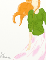 Flower in the Wind by xRhiRhix