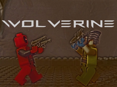 Wolverine (LEGO) Poster 2 by EpicMarchio