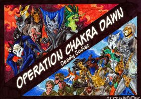 Operation Chakra Dawn Cover by ARVEN92