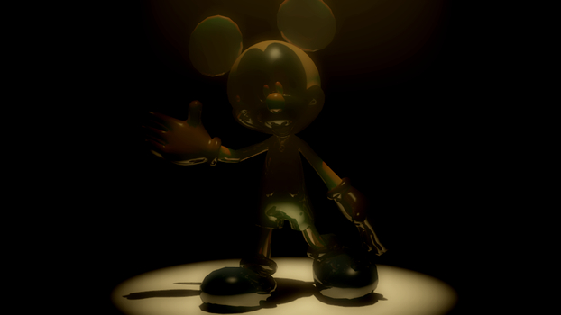 PN Mickey by HappySuicideMouse