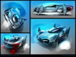 Fast Attack - Renderings by Vincent-Montreuil