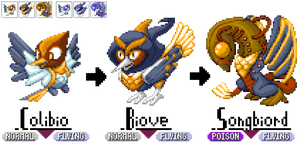 GBA Pkmn hack:Pkmn 6- Degenerating Doves of Doom by dragon-du-22
