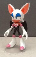 Rouge the Bat figure by ArtKing3000
