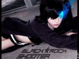 Black Rock Shooter 2 by NobodyTwice
