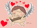 Cupid Cartman - Happy Valentines by CaptainToog