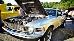 1970 Ford Mustang by Marissa1997